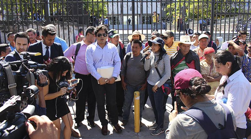 Abogados de familia de Berta Cáceres