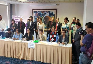 Defensores de Honduras estamos con ustedes: CEJIL