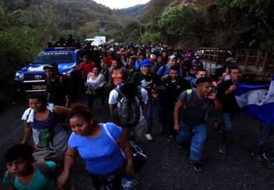 Consejo Noruego pide proteger a los migrantes centroamericanos