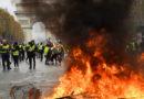 Comandos insurreccionales en Francia (chalecos amarillos) no negocian migajas