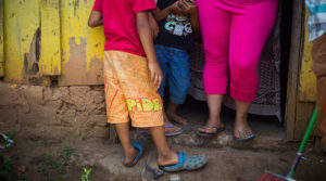 niñez de Honduras