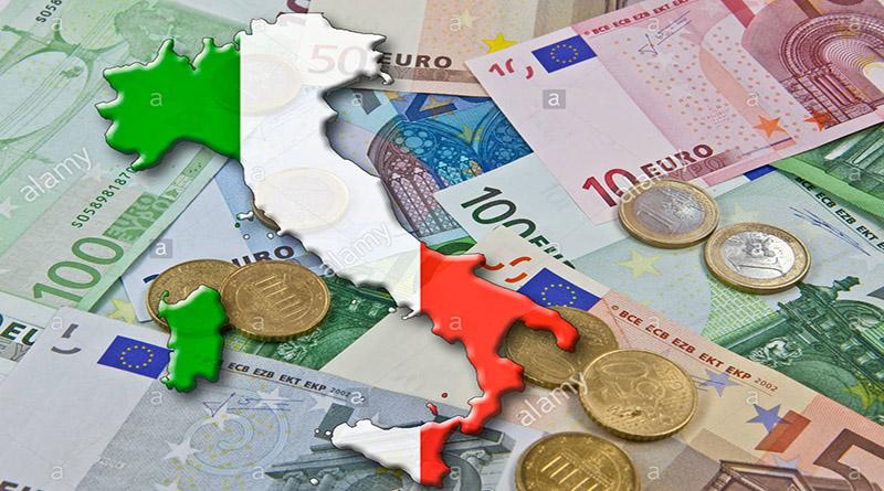 Italia en la vorágine del euro