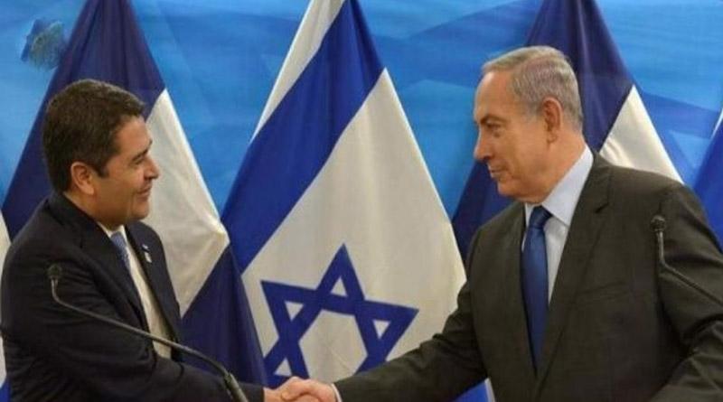 embajada en Israel a Jerusalén