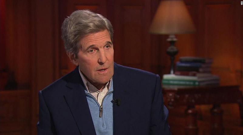 John Kerry pide a Trump que renuncie