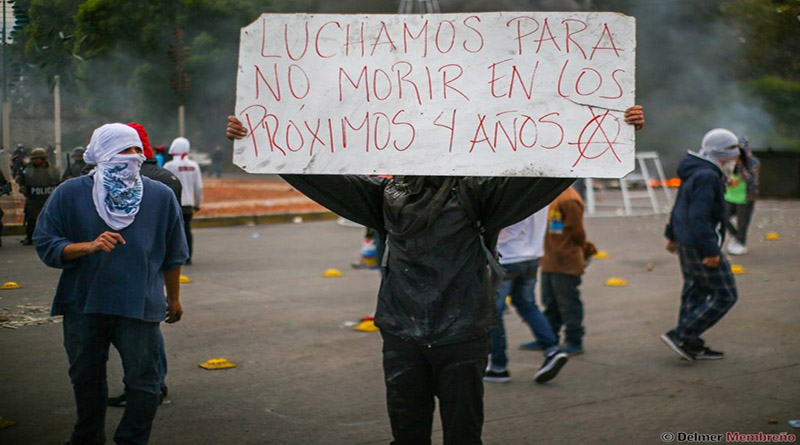 Estados Unidos sigue respaldando al régimen represivo en Honduras