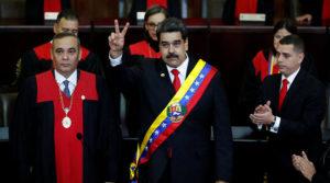 EE.UU acusa a Maduro de narcotráfico