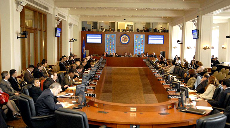 OEA declara ilegítimo nuevo gobierno de Nicolás Maduro