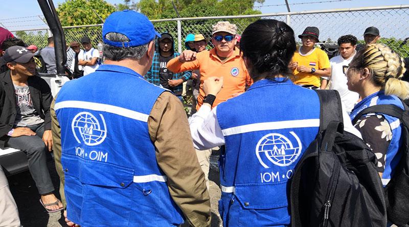 asilo humanitario en México