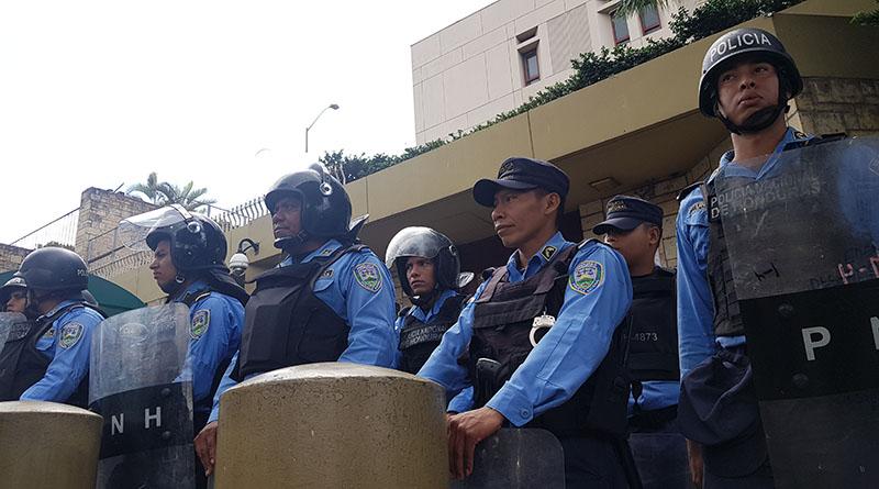 Narco dictadura de Juan Hernández