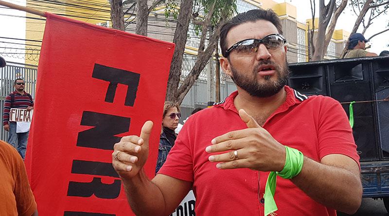 narci dictadura de Juan Hernández