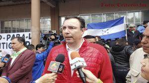 Luis Zelaya dispuesto a conformar alianza