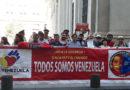 No al golpe de Estado estadounidense en Venezuela; Sí a la soberanía del pueblo