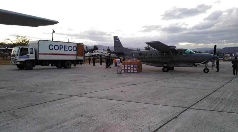 Gobierno envía ayuda humanitaria a Venezuela mientras hondureños huyen de la miseria en caravanas