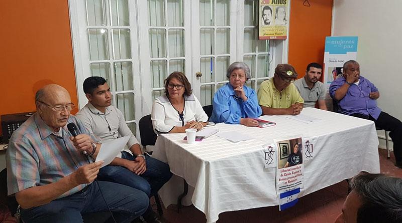 Honduras: 171 personas han sido criminalizadas desde 2017 por protestar