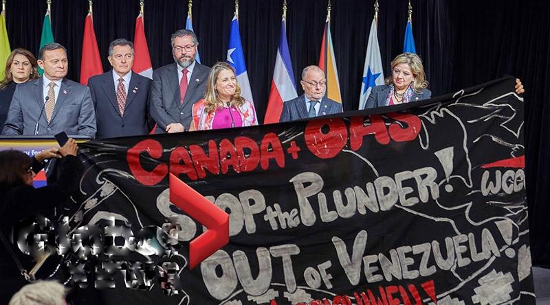 Canadá: Incongruencias e hipocresías del Grupo De Lima – Honduras Vs Venezuela