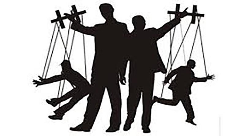 ORGANIZANDO EL CAOS ─ De cómo el manipulado no se entera que es manipulado