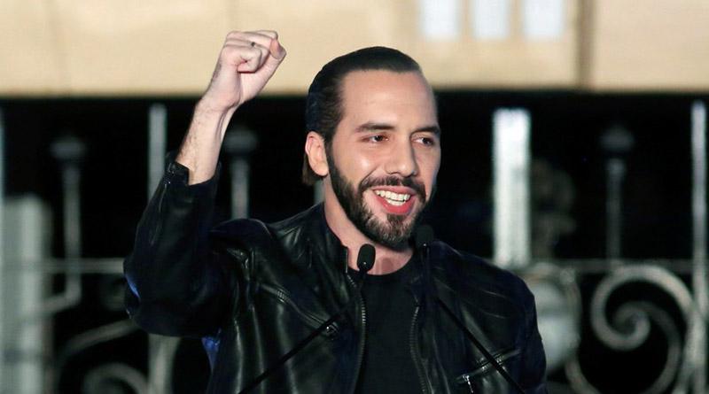 Presidente electo de El Salvador