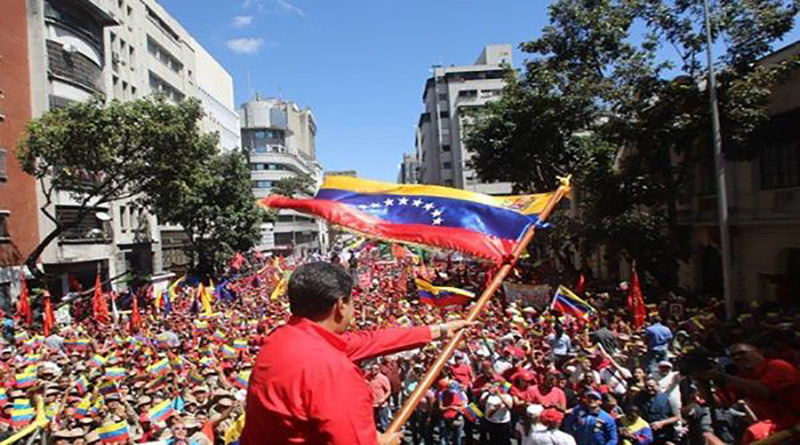 Golpe a Venezuela