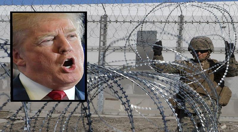 Trump amenaza