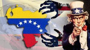 violación de soberanía venezolana amenaza la paz