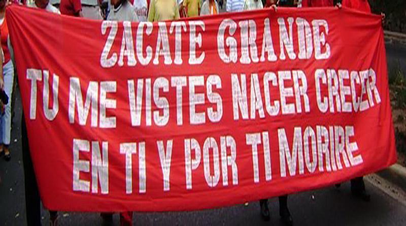 Pobladores de Playa Blanca en Zacate Grande son agredidos por guardia privada de Jorge Cassis
