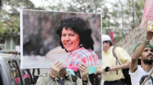 asesinato de Berta Cáceres