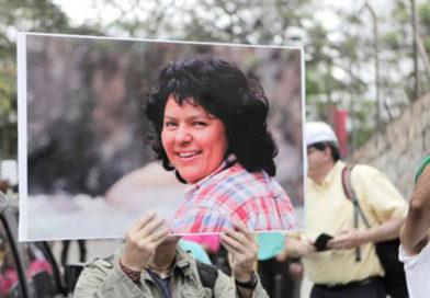 Vaciado telefónico establece que se pagaron 500 mil lempiras por asesinar a Berta Cáceres