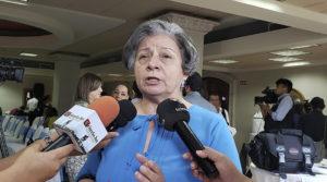 Dónde está la ministra Karla Cueva