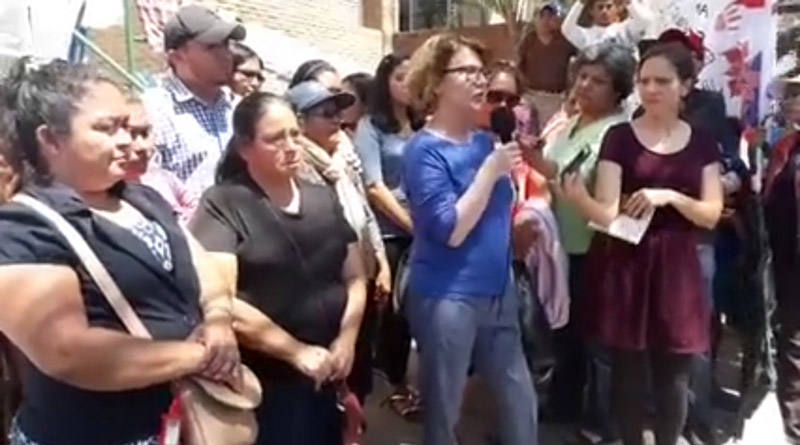 Delegación de EE.UU. denuncia que su país respalda conflictos ambientales en Honduras