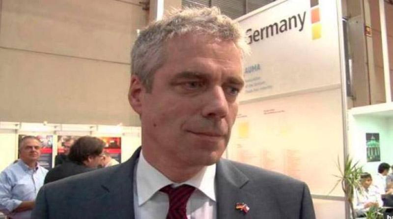 embajador de Alemania Non Grato