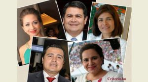 familia de Tony Hernández