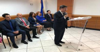 """MACCIH y UFECIC presentan caso de corrupción denominado """"Patuca III Colusión y corrupción"""""""
