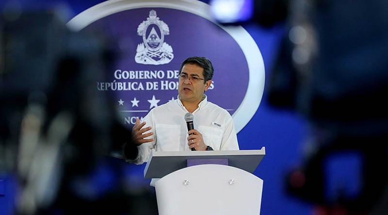 gobernante de Honduras