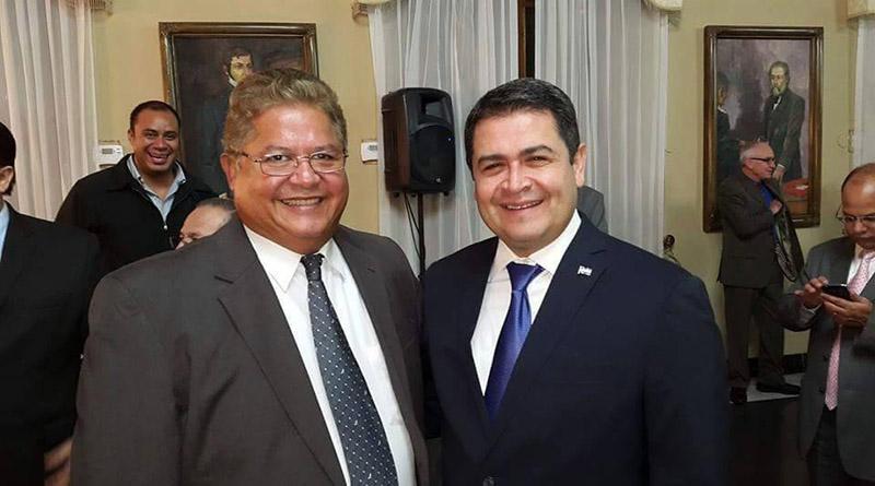 poder político en Honduras