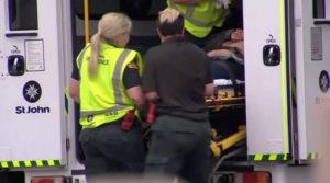 tiroteo en Nueva Zelanda