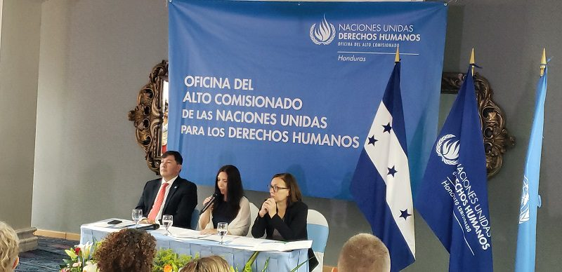 Organizaciones de DD.HH respaldan informe