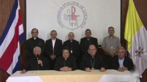 obispos de Costa Rica