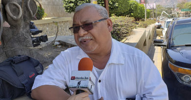 Padre Melo insta a vendedoras de baleadas a producir pastillas de harina