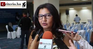 Salida de la MACCIH es para que JOH se reelija: Reina Rivera