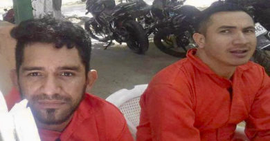 Encarcelamiento contra Edwin Espinal y Raúl Álvarez es ilegal