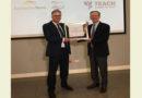 Fundación Terra recibe Premio Internacional por impulsar el emprendimiento escolar