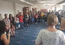 Jóvenes sueñan ser agentes de cambio para transformar Honduras