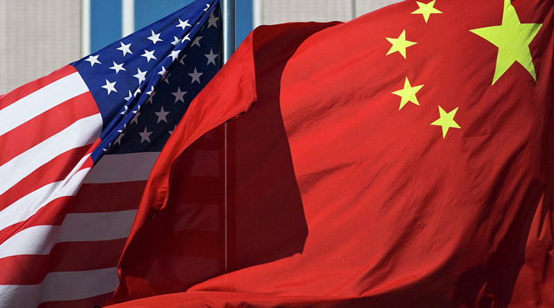 Relación entre China y Estados Unidos