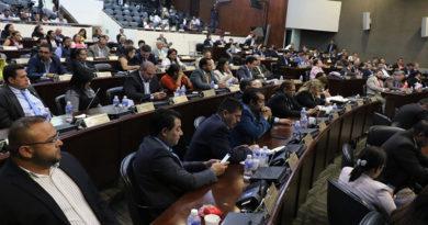 En discusión de Ley Electoral, nacionalistas dejan clara su oposición a segunda vuelta