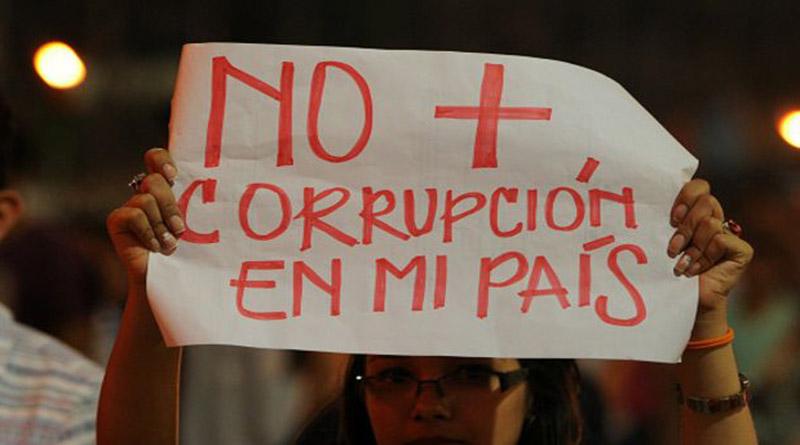 Centroamérica ante la corrupción