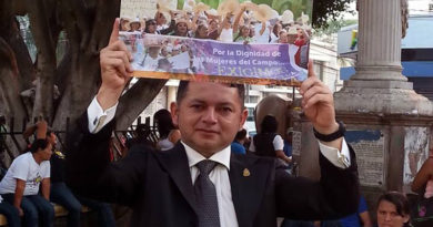 Policía Nacional de Honduras detuvo arbitrariamente a diputado de Libre Francisco Paz