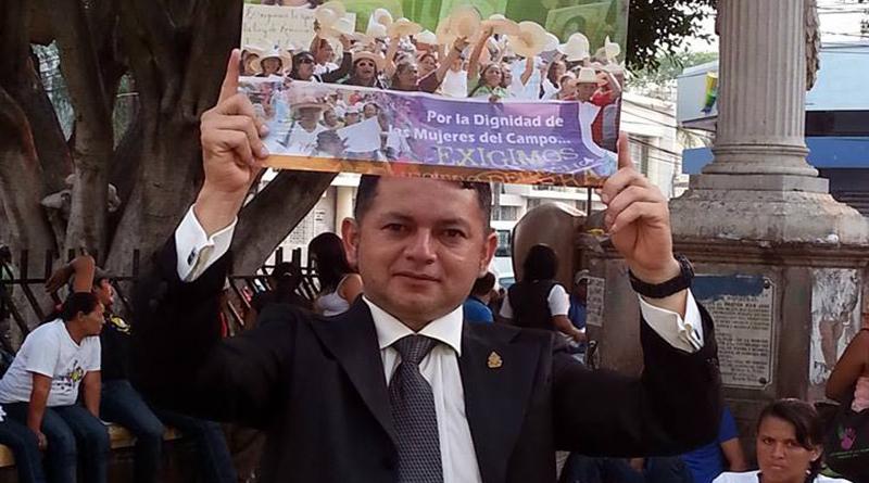 diputado de Libre Francisco Paz