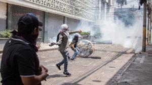 hartazgo de los hondureños