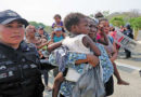 Redada de migrantes en Chiapas