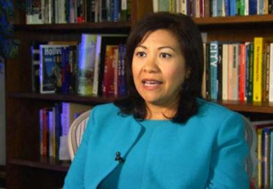 Norma Torres llama narcotraficante a JOH y cuestiona por qué Trump quiere convertir a Honduras en tercer país seguro